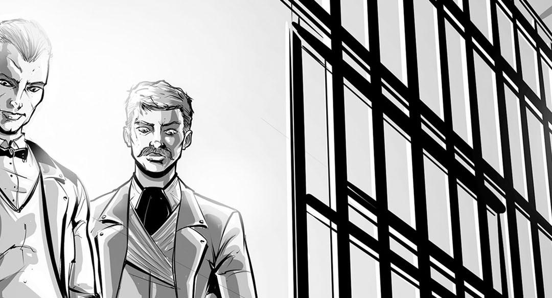 Sequential draws Sherlock Holmes!