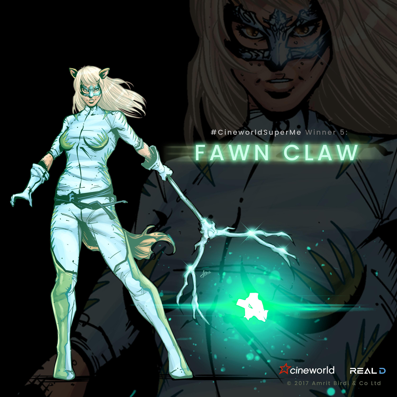 5_Fawn_Claw