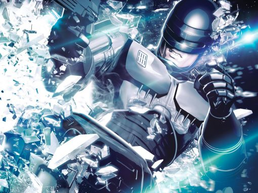 Robocop cover art