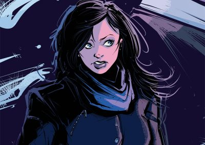 Netflix & Marvel's Jessica Jones