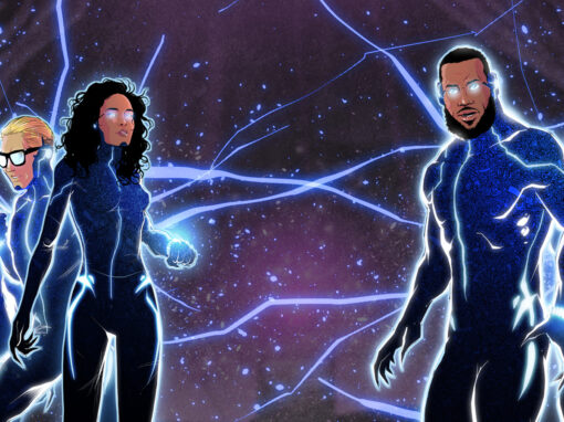 Marvel x AP Digital Comic